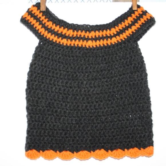 Adorable Halloween Baby Dress 3-6 mo